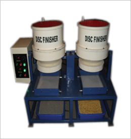 Disc Finishing System